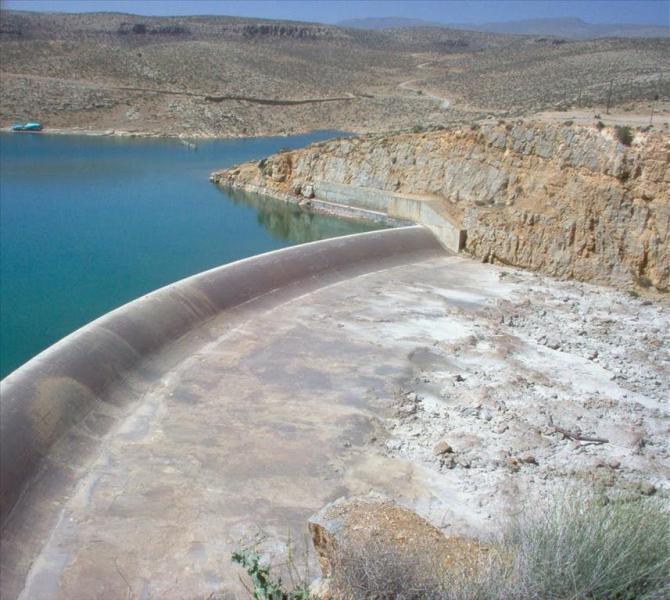 رهاسازی آب سد ایزدخواست به صورت جدی دنبال می گردد