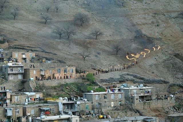 مراسم آگر نوروزی روستای زردویی ثبت ملی می گردد