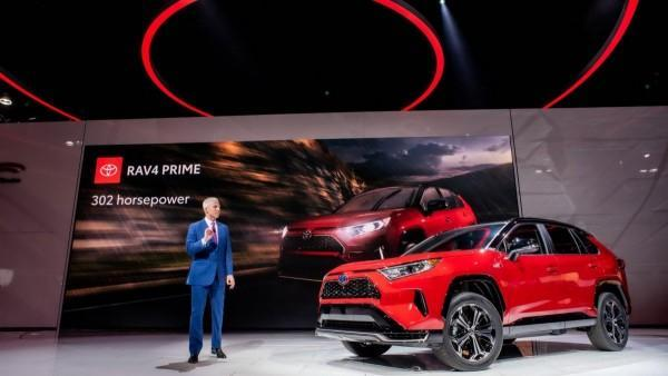 تویوتا راوفور پرایم مدل 2021 رونمایی شد