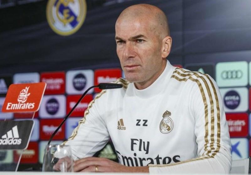 زیدان: رئال مادرید در شرایط حساسی واقع شده است، طبیعی است که از من انتقاد گردد