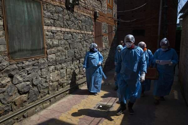 افزایش جانباختگان ویروس کرونا در ایتالیا به 14861 نفر