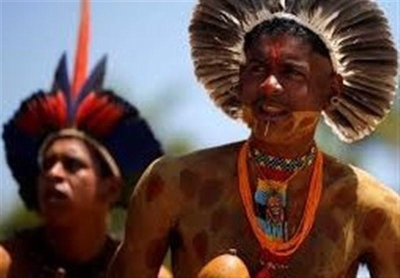 بی توجهی دولت برزیل به نفوذ کرونا در مناطق دور افتاده بومیان