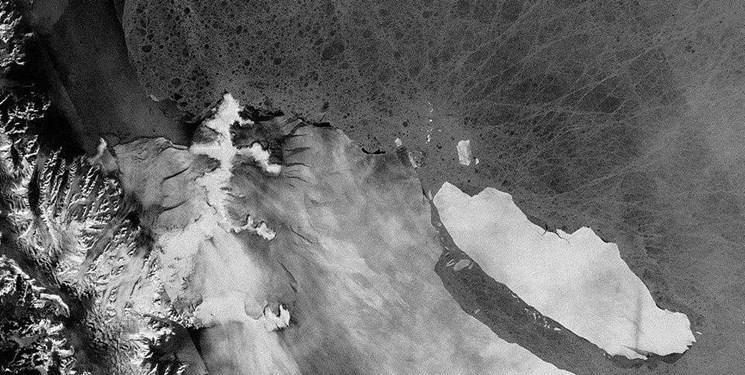 محققان: یخچال های قطب جنوب در حال غرق شدن هستند