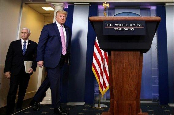 ترامپ بالاخره انتقام گرفت!