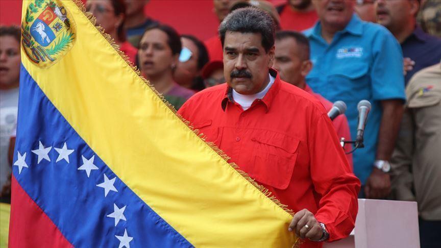ونزوئلا گروهی مسلح که به دنبال کودتا علیه دولت مادورو بود را متلاشی کرد