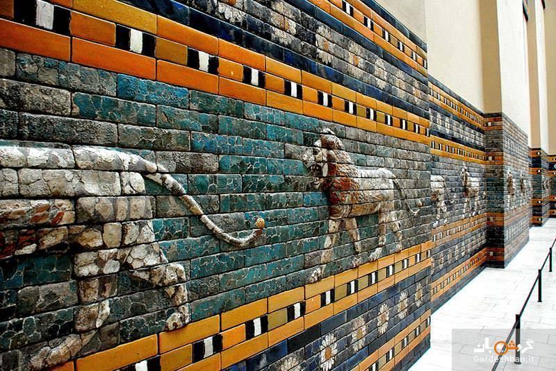 موزه پرگامون و شاهکارهای بزرگ معماری باستان در آلمان، عکس