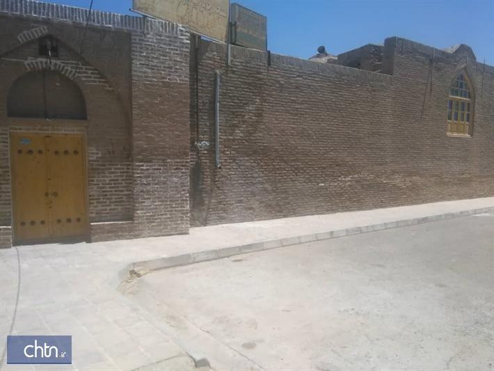 اتمام مرحله دوم بازسازی مسجد وکیل در رشتخوار