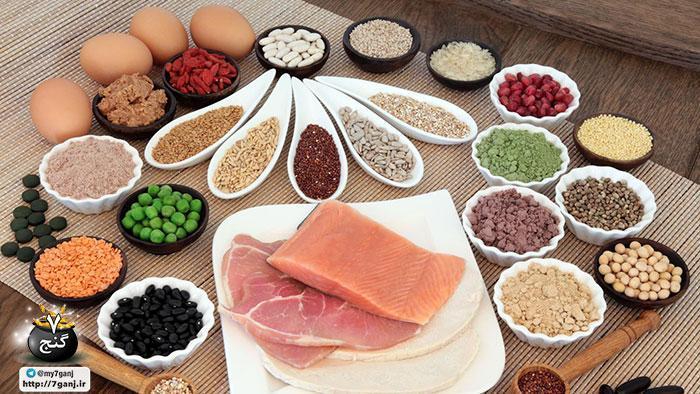 ما به چه مقدار پروتئین احتیاج داریم؟