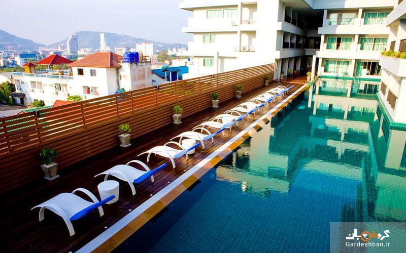 هتل کاسا دل ام ریسورت پاتونگ پوکت، اقامتگاهی خوش نام در طبیعت زیبای تایلند