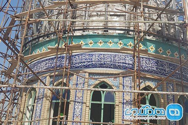 بازسازی مسجد شیخ فضل الله پایتخت تا انتها آذر سال جاری