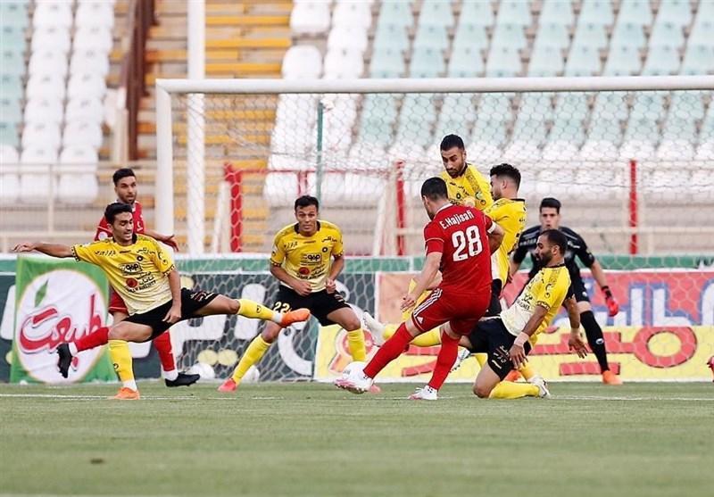 تیم منتخب هفته بیست وپنجم لیگ برتر فوتبال؛ ترکیبی از بالا تا پایین جدول