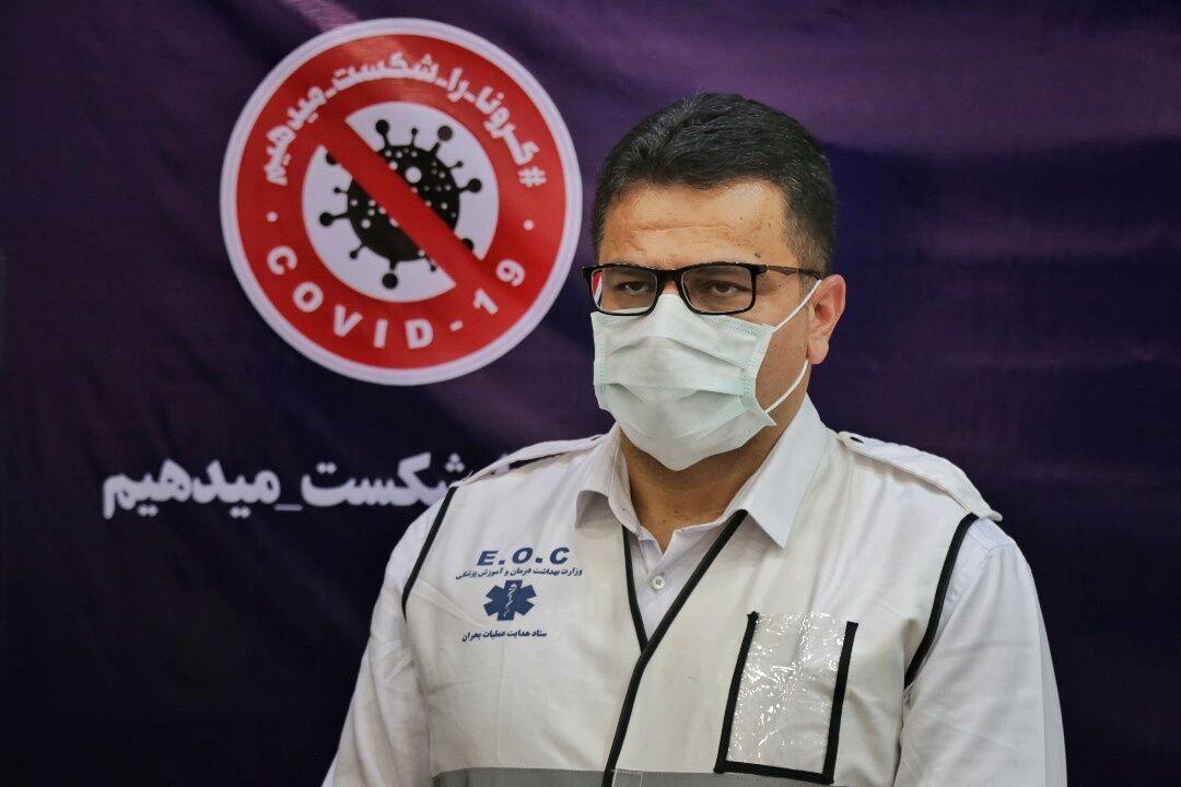 خبرنگاران استان بوشهر از شرایط قرمز کرونا خارج شد