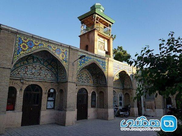 این بار سراغ مسجد و ساعتش را با هم گرفتند