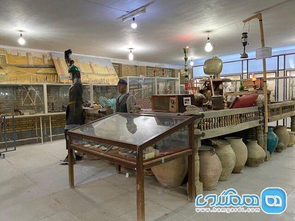 اعلام سازماندهی یکی از قدیمی ترین موزه های استان یزد