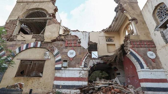 سیل موزه بازسازی شده یمن را تهدید می نماید