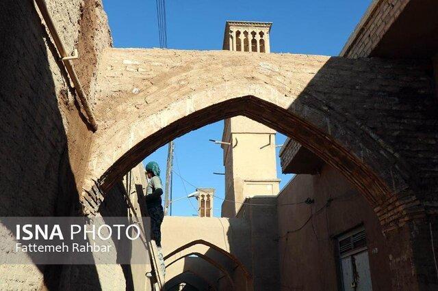 شهرداری پرگار بازسازی بافت تاریخی را هر سال گسترده تر می نماید