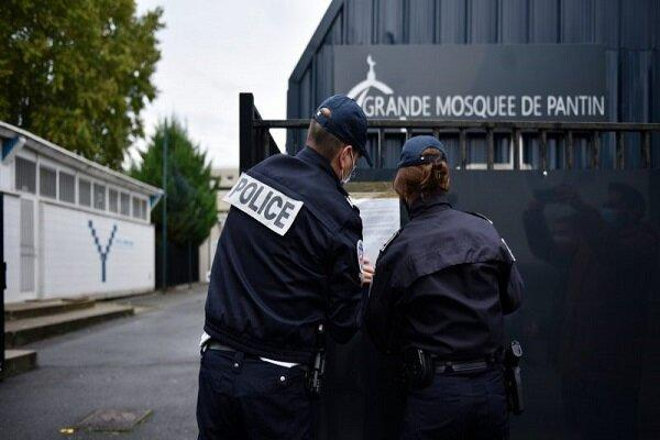 مجوز قضایی دولت فرانسه برای تعطیلی یک مسجد