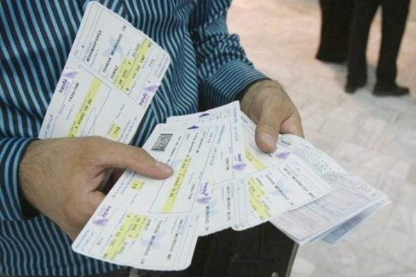 بلیت پروازهای داخلی گران شد