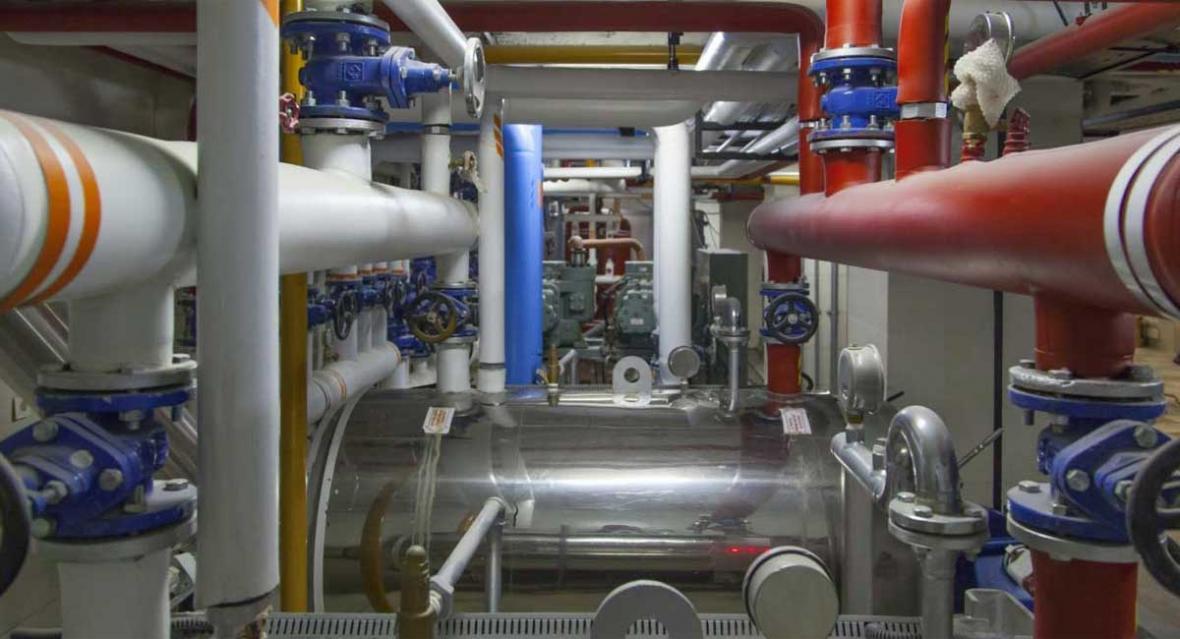 هزینه تعمیر و نگهداری موتورخانه چقدر است؟ 7 مشکل رایج موتورخانه
