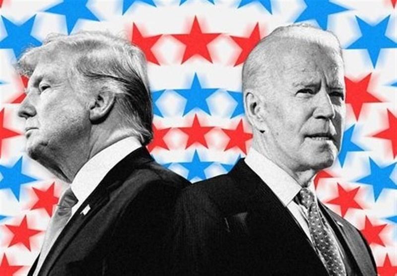 بایدن: آمریکایی ها یاد گرفته اند که با کرونا بمیرند، ترامپ: خانواده بایدن مثل جارو برقی اند که پول را می بلعند