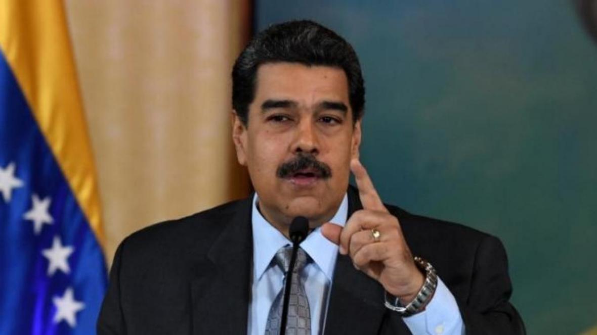 مادورو: آمریکایی ها به ما درس دموکراسی ندهند