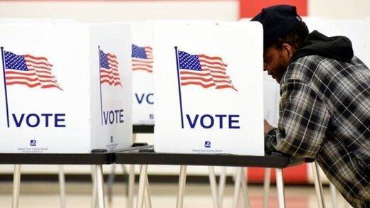 اختلاف ترامپ و بایدن در جورجیا کم شد