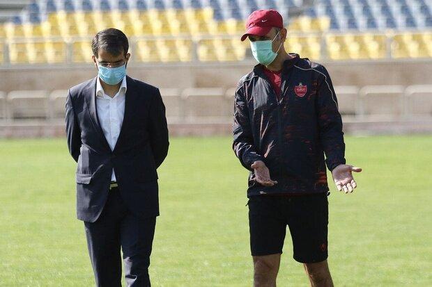 مدیرعامل پرسپولیس: محدودیتی برای جذب بازیکن از هیچ تیمی نداریم