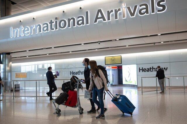 تغییر قوانین قرنطینه سفری بریتانیا