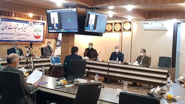 افتتاح میز توسعه تجارت عمان در اتاق همدان