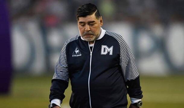 اعلام 3 روز عزای عمومی در آرژانتین به خاطر درگذشت مارادونا