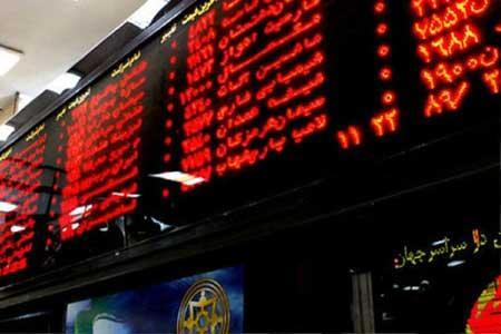 افزایش شاخص بورس تهران ، ارزش معاملات بورس و فرابورس 18.9 هزار میلیارد تومان شد
