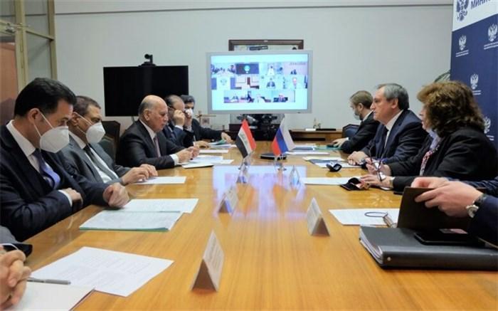 روسیه و عراق درباره توسعه همکاریها در عرصه انرژی گفت وگو کردند
