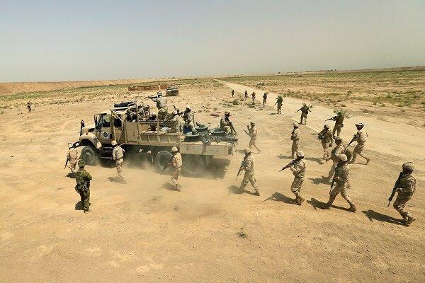 نیروهای عراقی 4 عنصر تکفیری داعش را بازداشت کردند