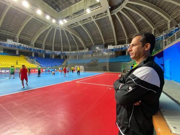 پرهیزکار:تصمیم AFC در لغو مسابقات فوتسال قهرمانی آسیا عجولانه بود