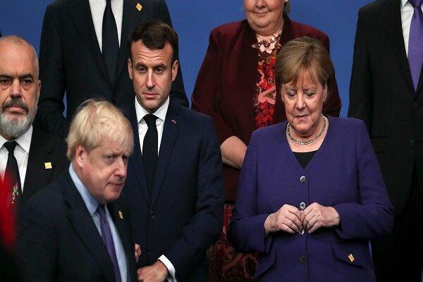 بیانیه وزرای خارجه آلمان، انگلیس و فرانسه در مورد ایران