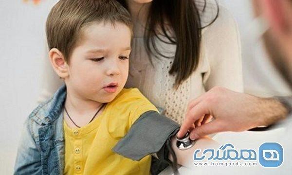دلایل و علایم افت فشار در بچه ها
