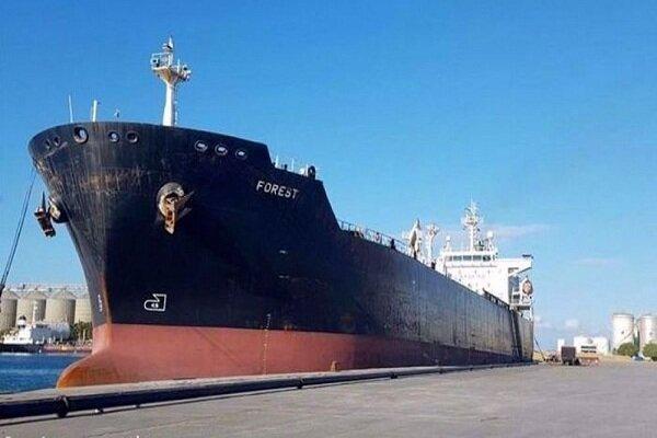 ونزوئلا به دنبال ارسال محموله سوخت جت به ایران است