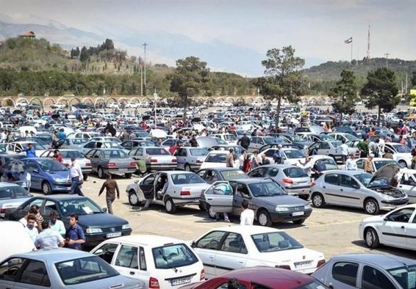 خودرو در 1400 آزاد می شود