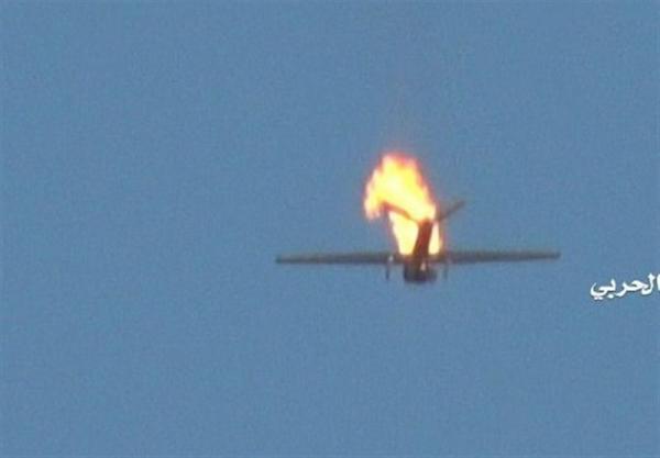 یمن، سرنگونی هواپیمای جاسوسی عربستان در الجوف