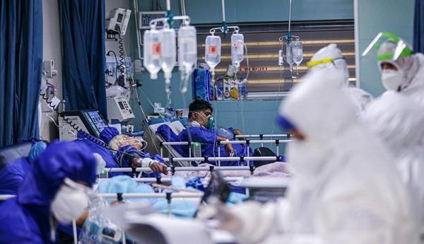 افزایش 15 درصدی بستری کرونایی ها در تهران