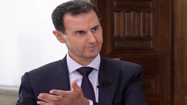 خبرنگاران سفیر سوریه سفر بشار اسد به مسکو را تکذیب کرد
