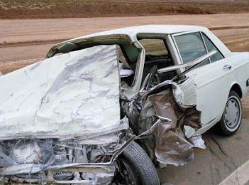 مرگ 5 نفر در تصادف خونین در محور الیگودرز