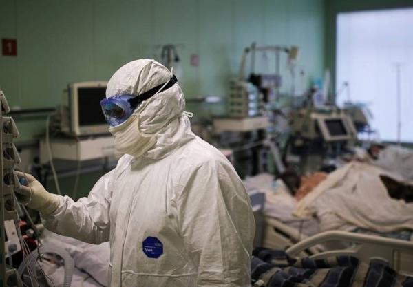 افزایش موارد ابتلای روزانه به کرونا در روسیه