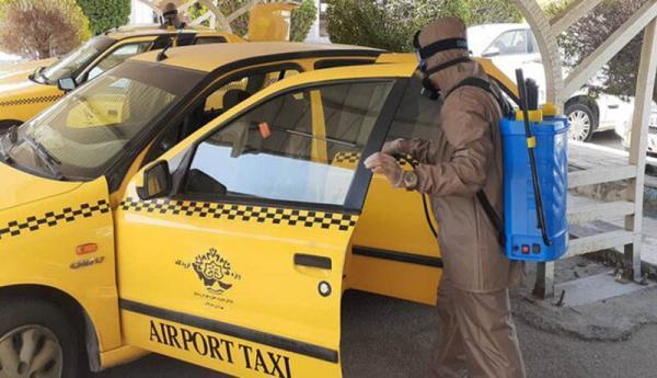 جان باختن 200 تاکسی ران با کرونا در تهران