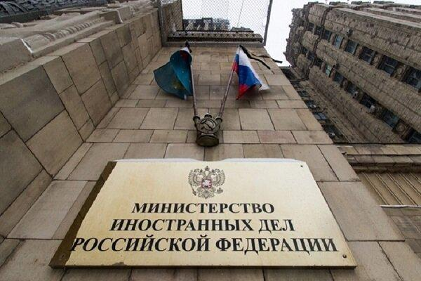 روسیه خواهان کاهش کارکنان سفارت جمهوری چک شد