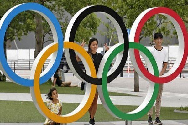 بدرقه کاروان المپیک ایران با فیلم های ورزشی