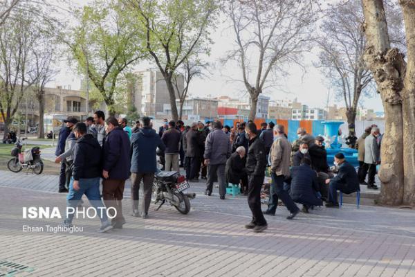 رعایت پروتکل های بهداشتی در بوستان ها و مراکزی تفریحی زنجان چگونه است؟