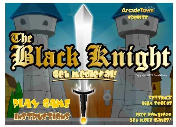 بازی Black Knight