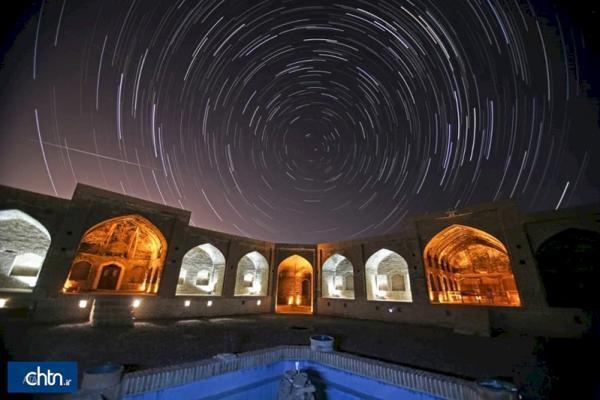 کارگاه عکاسی نجوم در کاروانسرای پاسنگان قم برگزار گشت