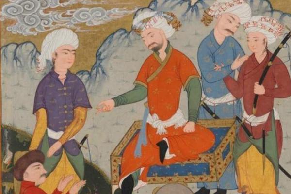 خواندمیر منشأ آثار مهمی در فن تاریخ نویسی است، روایت تاریخی از ابتدای آفرینش